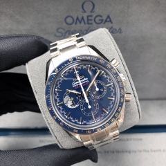 OMEGA Speedmaster Moonwatch Anniversary Limited Series 42MM 不銹鋼 藍面 手動上鏈 311.30.42.30.03.001